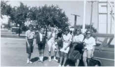 Shakopee Community Recreation Board staff c1965-70