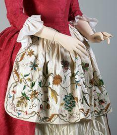 1800s Apron