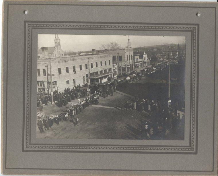 armistice day bp 1918